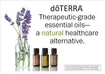 Doterra aromatouch technique